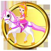 adventures Sofia princess horse icon