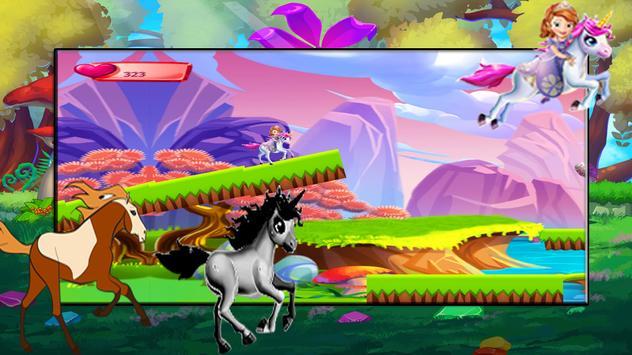 adventures Sofia princess horse screenshot 3