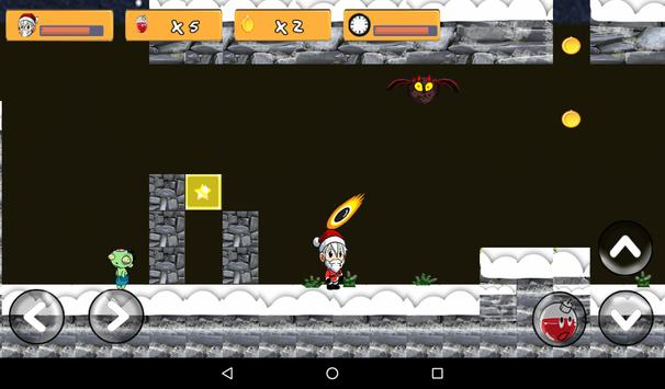 Santa Adventure World apk screenshot