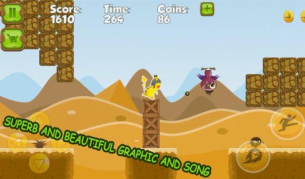 Pikashu Pharaoh World apk screenshot
