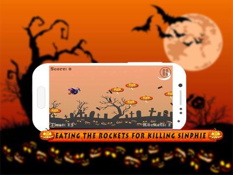 Adventures Witch : Halloween screenshot 1