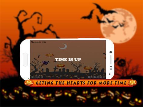 Adventures Witch : Halloween screenshot 2