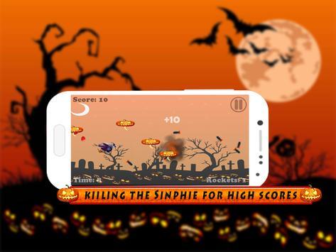 Adventures Witch : Halloween screenshot 4