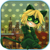 Super Cat Noir Adventures icon
