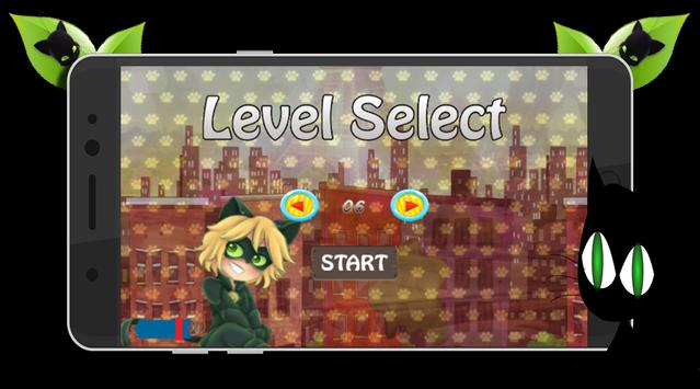 Super Cat Noir Adventures apk screenshot