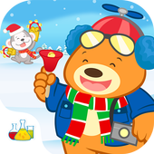Nano Bear Jingle Bells Fun icon
