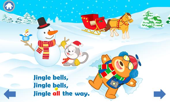 Nano Bear Jingle Bells Fun screenshot 10