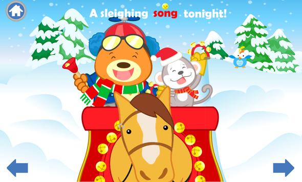 Nano Bear Jingle Bells Fun screenshot 2
