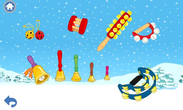 Nano Bear Jingle Bells Fun screenshot 3