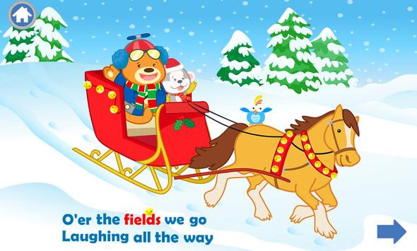 Nano Bear Jingle Bells Fun screenshot 5