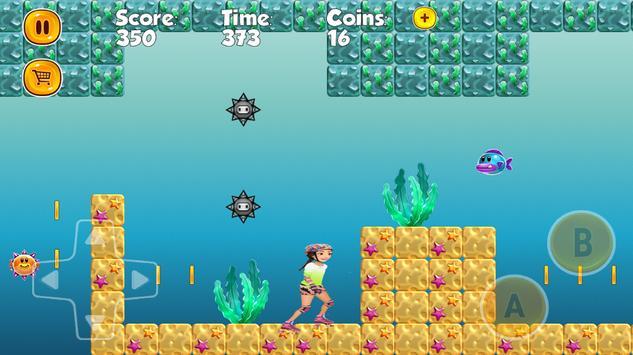 Adventure Run : Soy luna apk screenshot