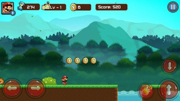 Super Jungle Mario apk screenshot