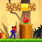 Paw Spider Adventure World icon