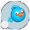 ikon Adventurous Bird