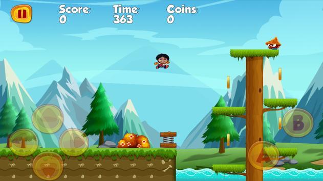 Shiva and Super Adventure Pro screenshot 4