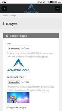 Advertro apk screenshot