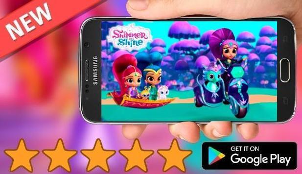 Adventure Shimmer Princess  supper Run screenshot 3