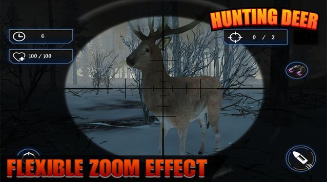 Deer Hunting 2017 poster