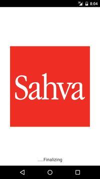 Sahva poster