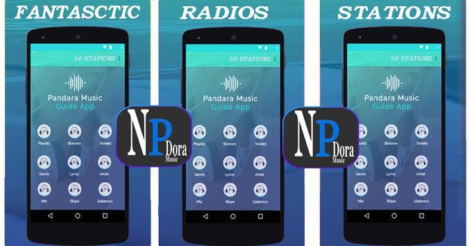 Internet Pandora Radio Music Advice&Tricks poster