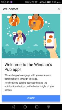 Windsor's Pub screenshot 1
