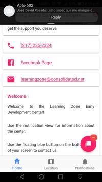 Learning Zone Early Developmen apk screenshot