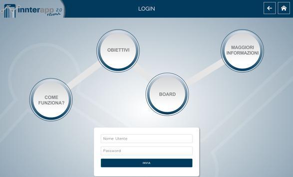 Innterapp 2.0 screenshot 1