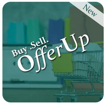 New OfferUp App - Offer Up Help Tips poster
