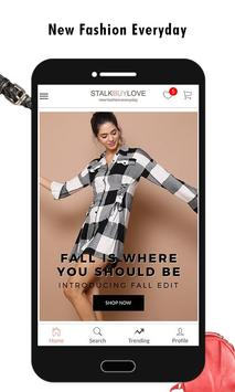 StalkBuyLove - Women Fashion poster