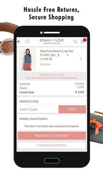 StalkBuyLove - Women Fashion apk screenshot