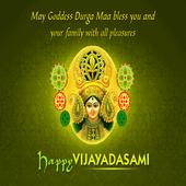 Dussehra Vijayadasami Messages icon