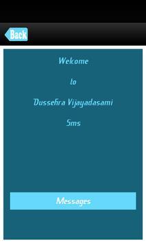 Dussehra Vijayadasami Messages poster