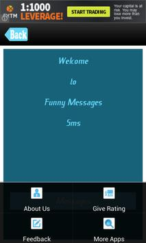 Funny Messages And Sms apk screenshot