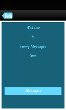 Funny Messages And Sms poster