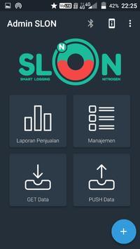 SLON - Smart Logging Nitrogen poster