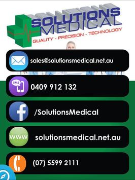 Solutions Medical poster
