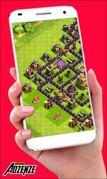 BEST Maps Clash of Clans TH8 apk screenshot