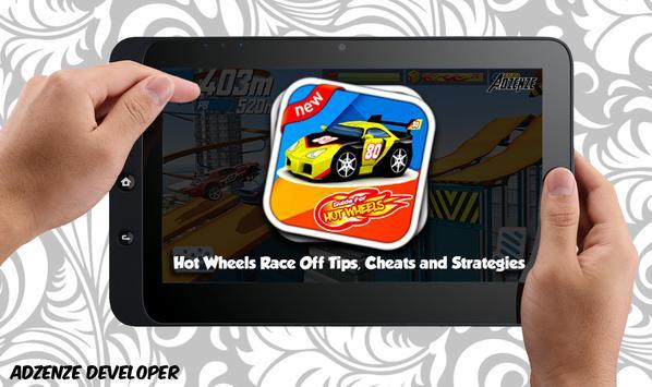 Guide Hot Wheels Race Off screenshot 1