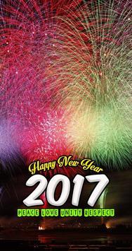 Cards Happy New Year 2017 screenshot 5