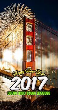 Cards Happy New Year 2017 screenshot 2