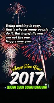 Cards Happy New Year 2017 screenshot 3