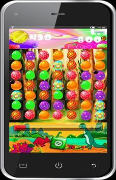 Candy Egg crush Blast poster