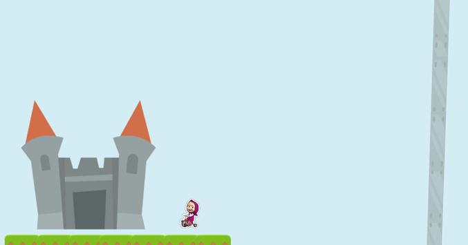 Маша и Медведь:Игры для детей poster