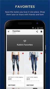 AEO|Aerie: Jeans, Dresses, Swimsuits & Bralettes apk screenshot