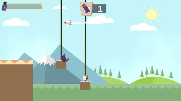 Trash Doves wanna fly screenshot 4