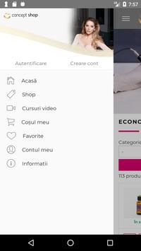 E-Concept screenshot 1