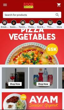 Food Delivery screenshot 1
