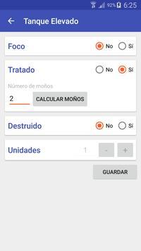 Aedes Alert Perú screenshot 2
