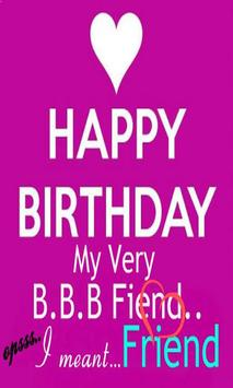 My Birthday Photo Frame and Instant Birthday Card apk screenshot