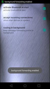 Aeons Blue Chat (free) apk screenshot